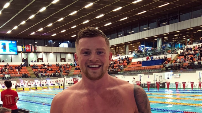 Adam Peaty picks up 'confidence boost' as he sets world marker