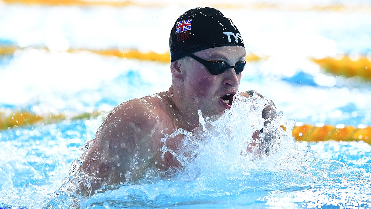 Adam Peaty says he wants to push the boundaries even further