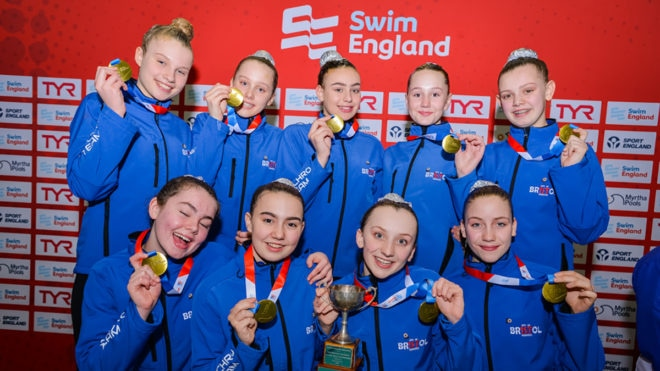 City of Bristol finally get hands on National Age Group team gold
