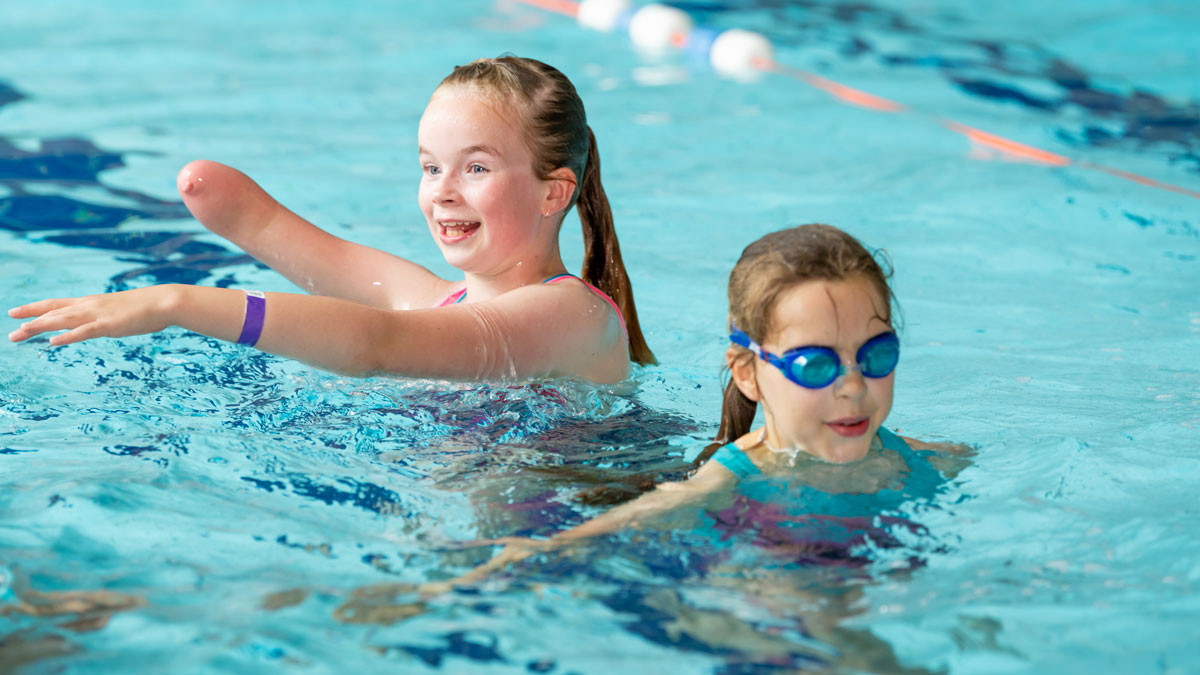 Get started with para-swimming | Five steps to start your ...