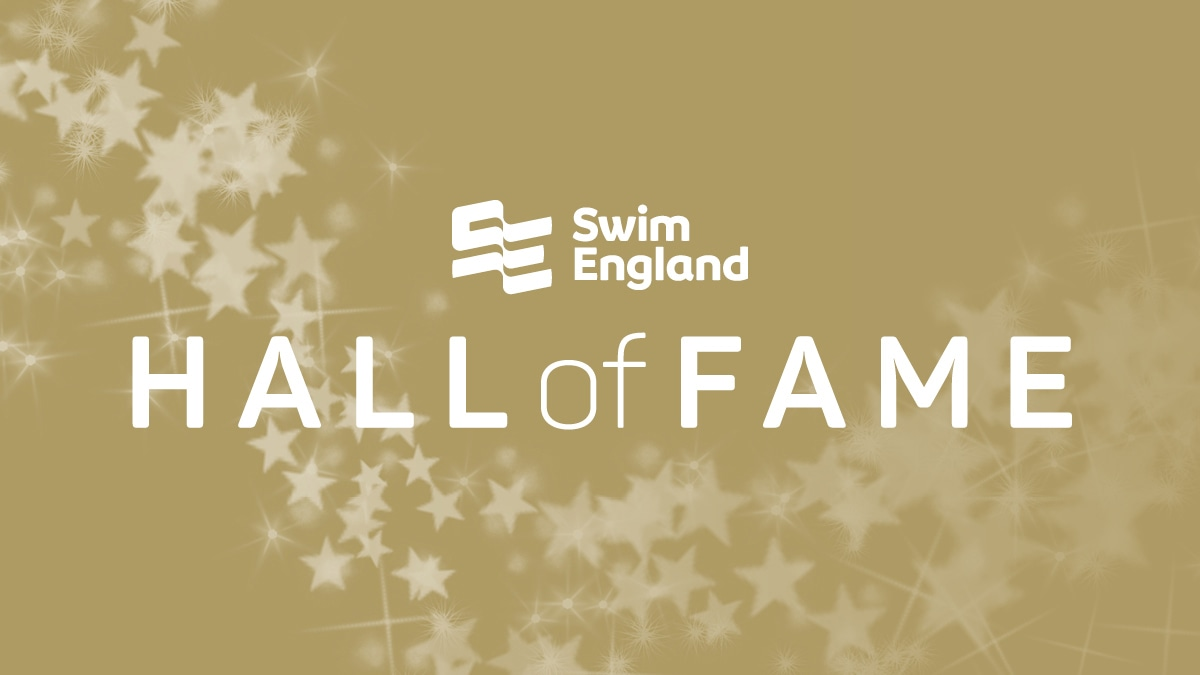 Swim England is launching a Hall of Fame as part of its 150th anniversary celebrations
