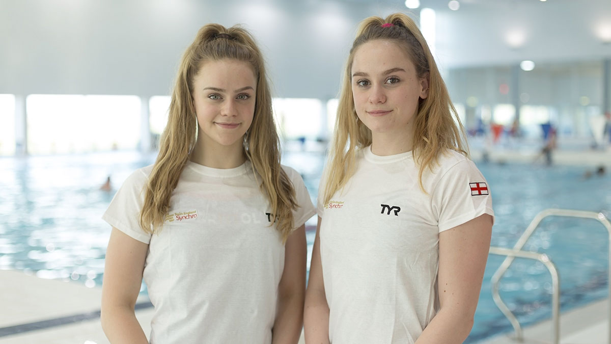 Kate Shortman and Isabelle Thorpe chosen as Olympic synchro duet for Team GB