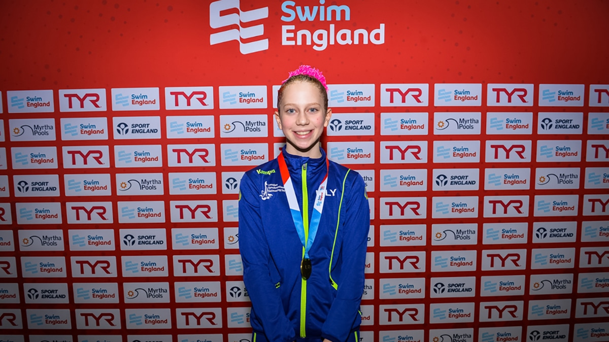 Lily Halasi added the National Age Group Championships 2019 solo title to the figures gold she won on day one