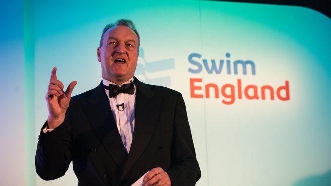 Mike Farrar, Swim England Board chairperson