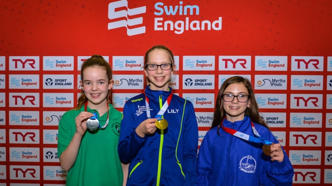 Lily enjoys 'incredible' moment after winning national figures title