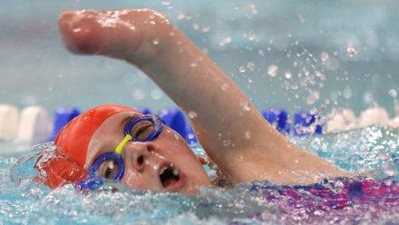 National Junior Para-Swimming Championships was a 'huge success'