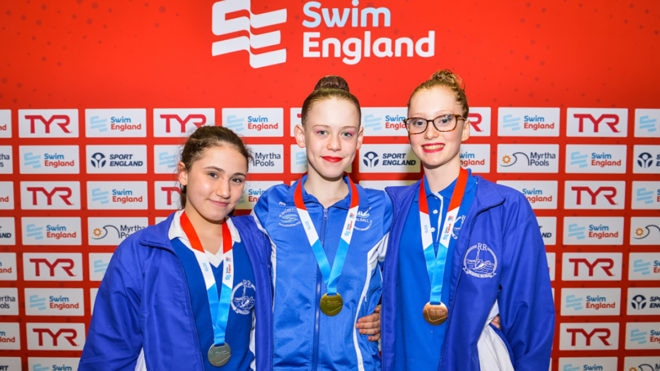 Robyn Swatman doubles up at National Age Group Championships