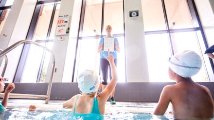 Headteachers urged to keep school pools open so children can learn vital life skill