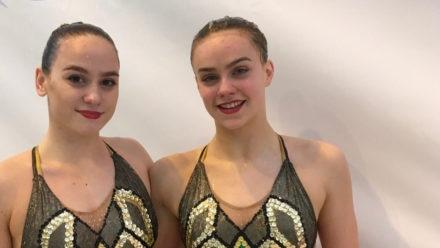 Shortman and Thorpe impress at FINA Artistic Swimming World Series