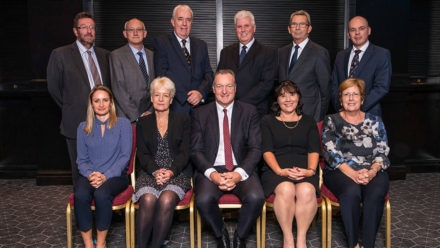 Swim England Board and Committees members