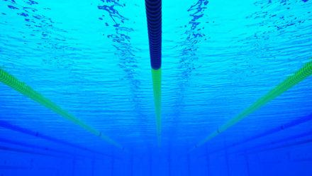 Swimming Pool Water Book