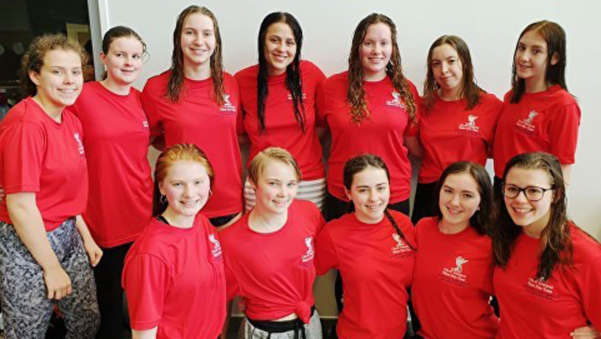 City of Liverpool's U19 girls will aim to improve on last year's bronze medal.