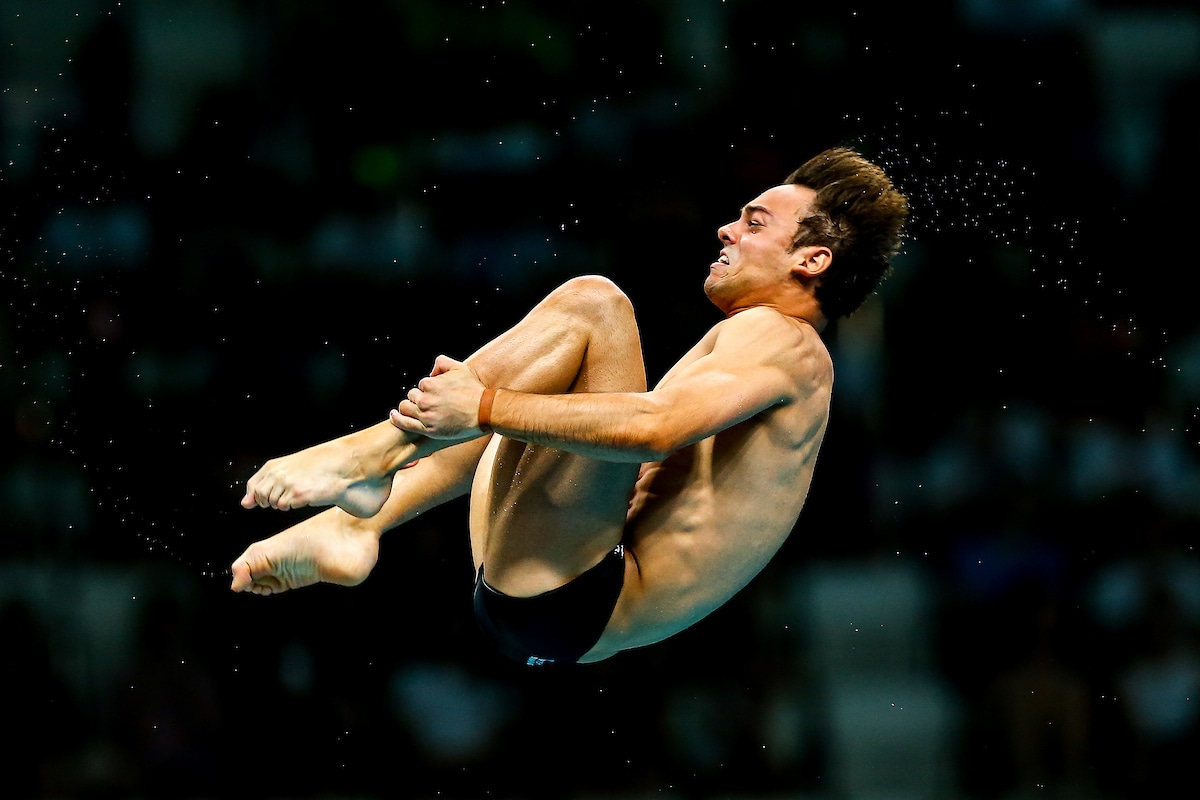 Tom Daley will compete in the 10m individual and 10m synchro events.