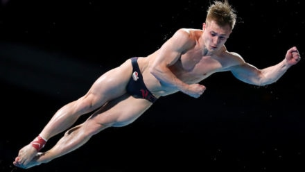 Daley and Laugher to lead GB team at FINA Diving World Series in London