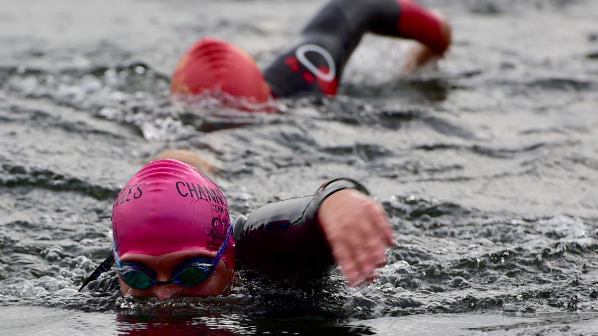 SEQ Level 2 Coaching Open Water Swimming Qualification