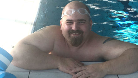 How hydrotherapy helped Matt reclaim his health and happiness