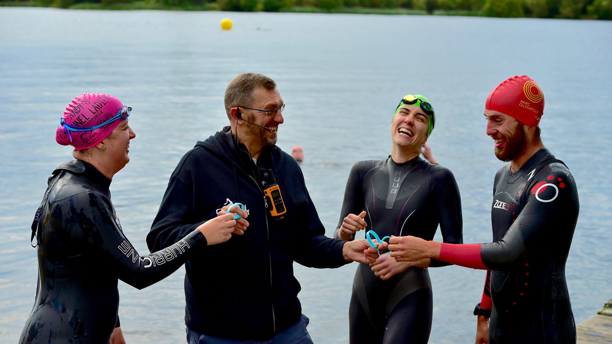 Volunteers needed for exciting roles at National Open Water Championships