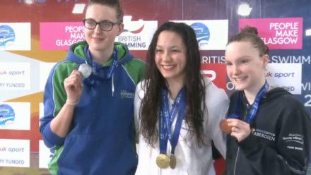 Alice Tai breaks three world records in two days in Glasgow