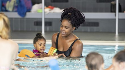 Level 2 Teaching Swimming to Babies and Toddlers