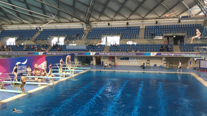 Youngsters aim to impress at British Elite Junior Diving Championships
