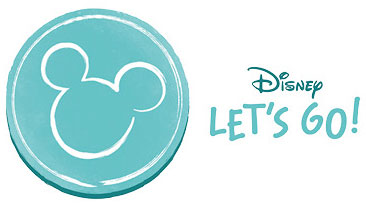 Disney Let's Go logo