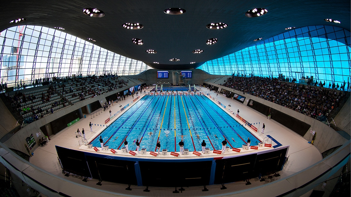 British Swimming Championships to be held at the London Aquatics Centre in 2021