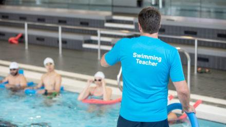 Swim England Safeguarding CPD endorsed by CIMSPA