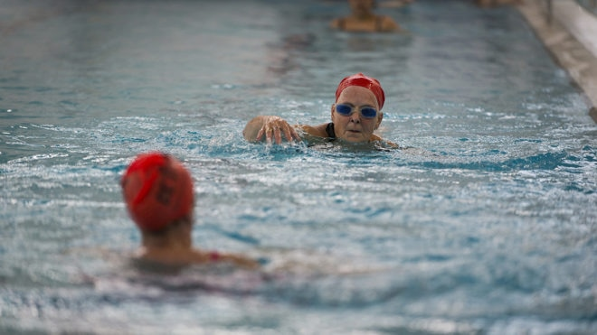 Swim England welcomes rise in number of people actively swimming