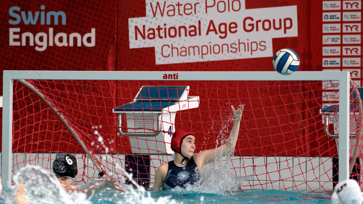 About the Swim England Water Polo National Age Group Championships