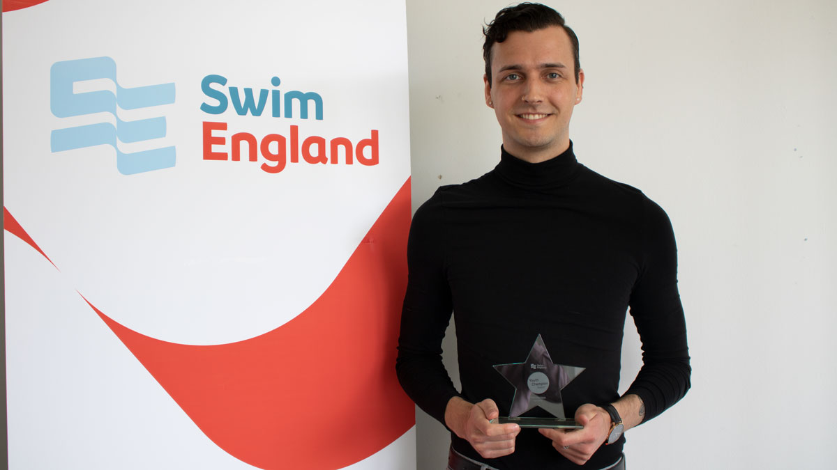 Diver Alex Harrison wins inaugural Youth Champion Award