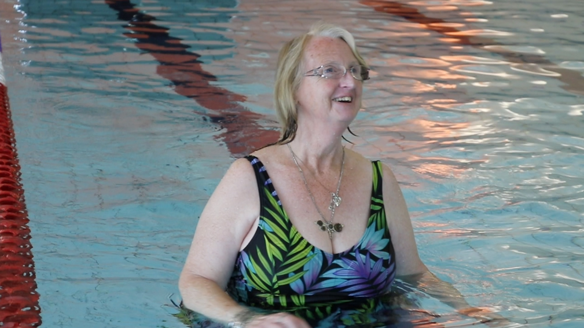 Swimming at Ripley Leisure Centre