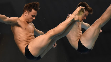 British divers support decision to postpone Olympic Games until 2021