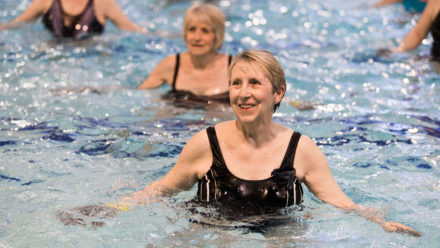 Swim England release fact sheets to highlight health benefits of swimming