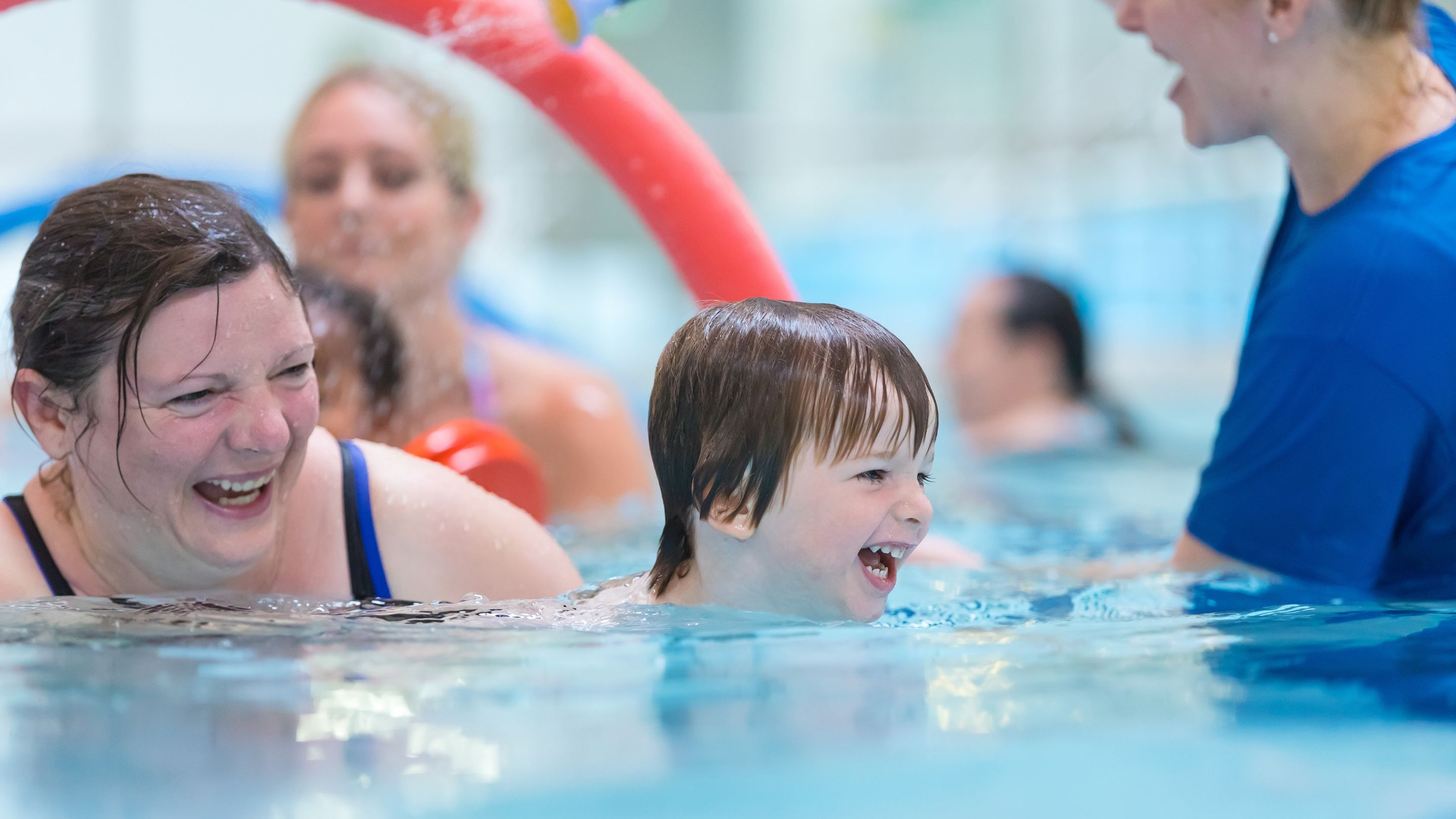 New Swim England Level 2 Babies and Toddlers Qualification