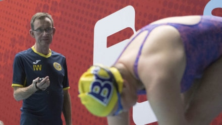 Coach Ian Woollard reveals his most important aspect of masters swimming