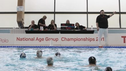 Schedule confirmed for rearranged National Age Group Championships finals
