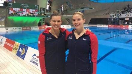 Frustrating night for GB divers at FINA Diving World Series in London