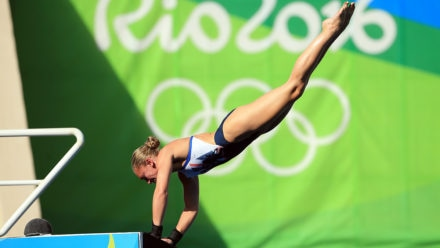Olympian Sarah Barrow to lead on exciting project to develop grassroots diving