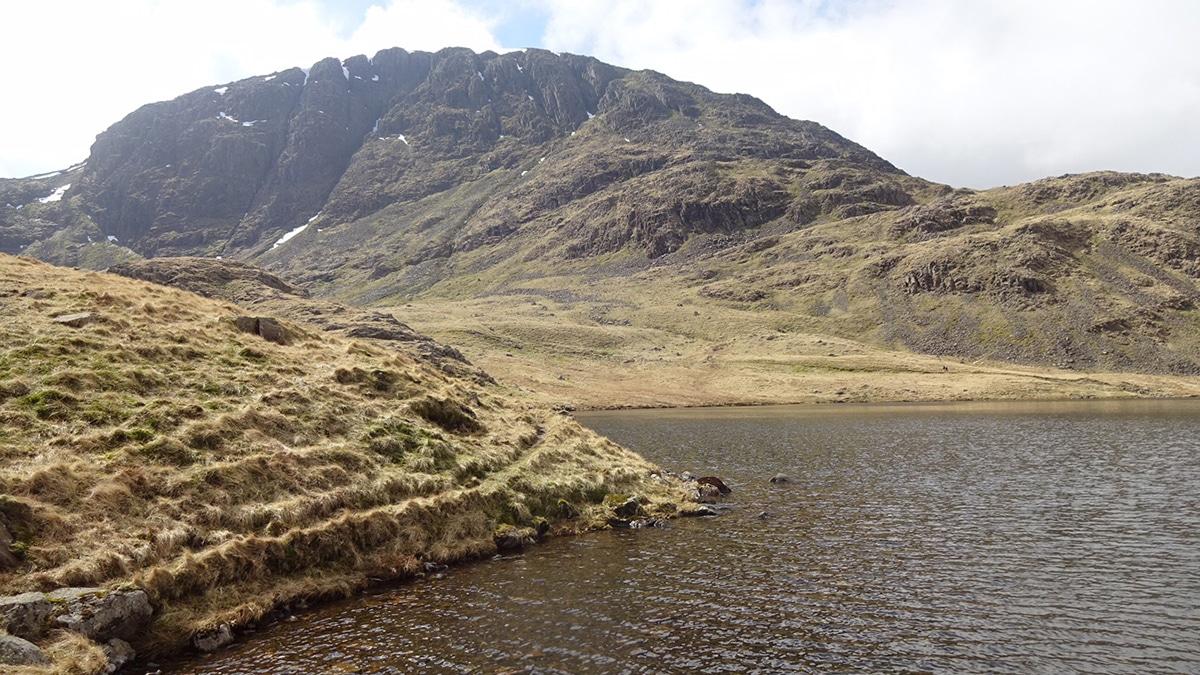 Sprinkling Tarn in the Lake District