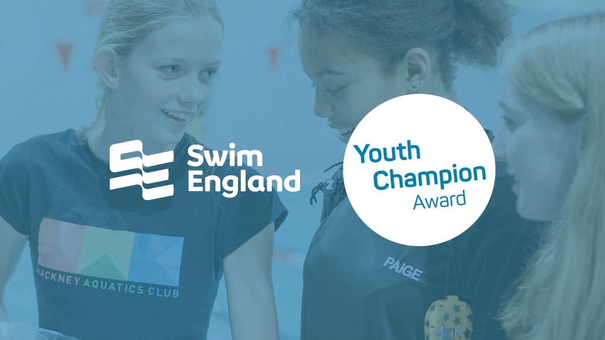 Swim England Youth Champion Award