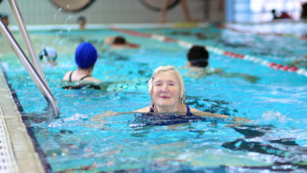 The facts about swimming and dementia