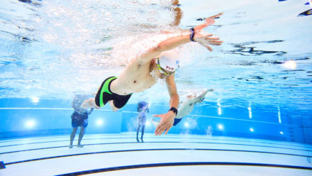 Asthma and swimming
