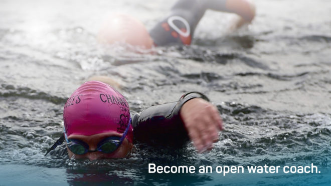 Swim England launches new Coaching Open Water Swimming qualification