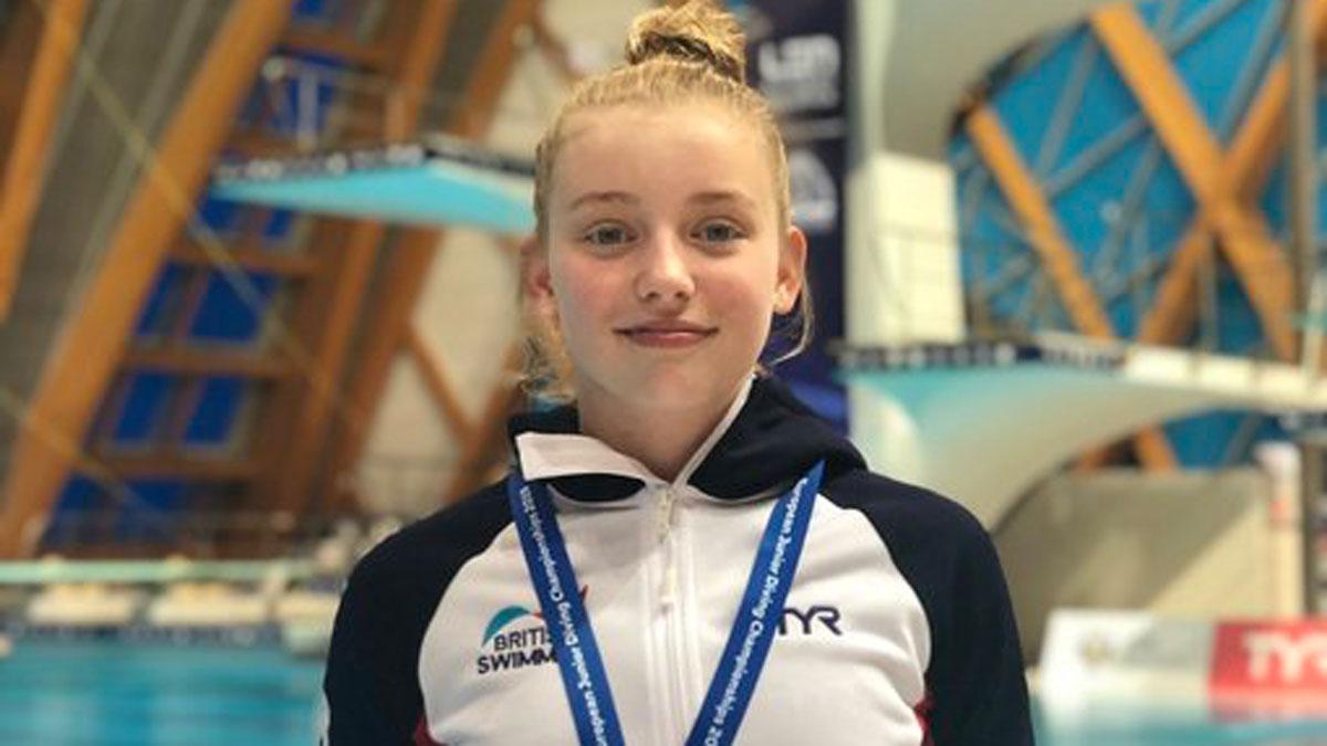 Chloe Johnson's bronze headlines challenging day for GB in Kazan