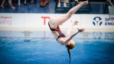 Ella Anderson lands first 2019 national title for Southampton Diving Academy
