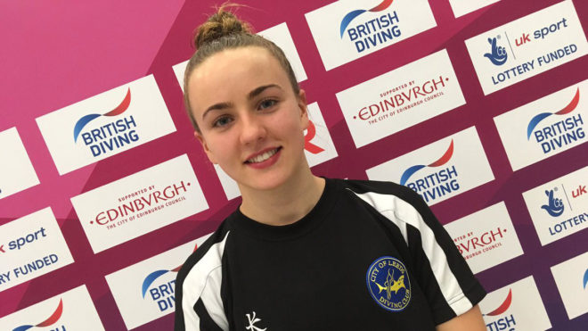 Lois Toulson takes gold and Heatly doubles up at British Diving Championships