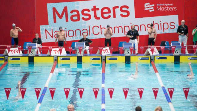 Masters swimmers set for return to competition at upcoming Nationals