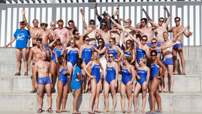 Celebrating 150 years of Otter Swimming Club