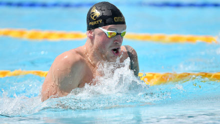 Adam Peaty fastest in world this year as he sets new record at Edinburgh