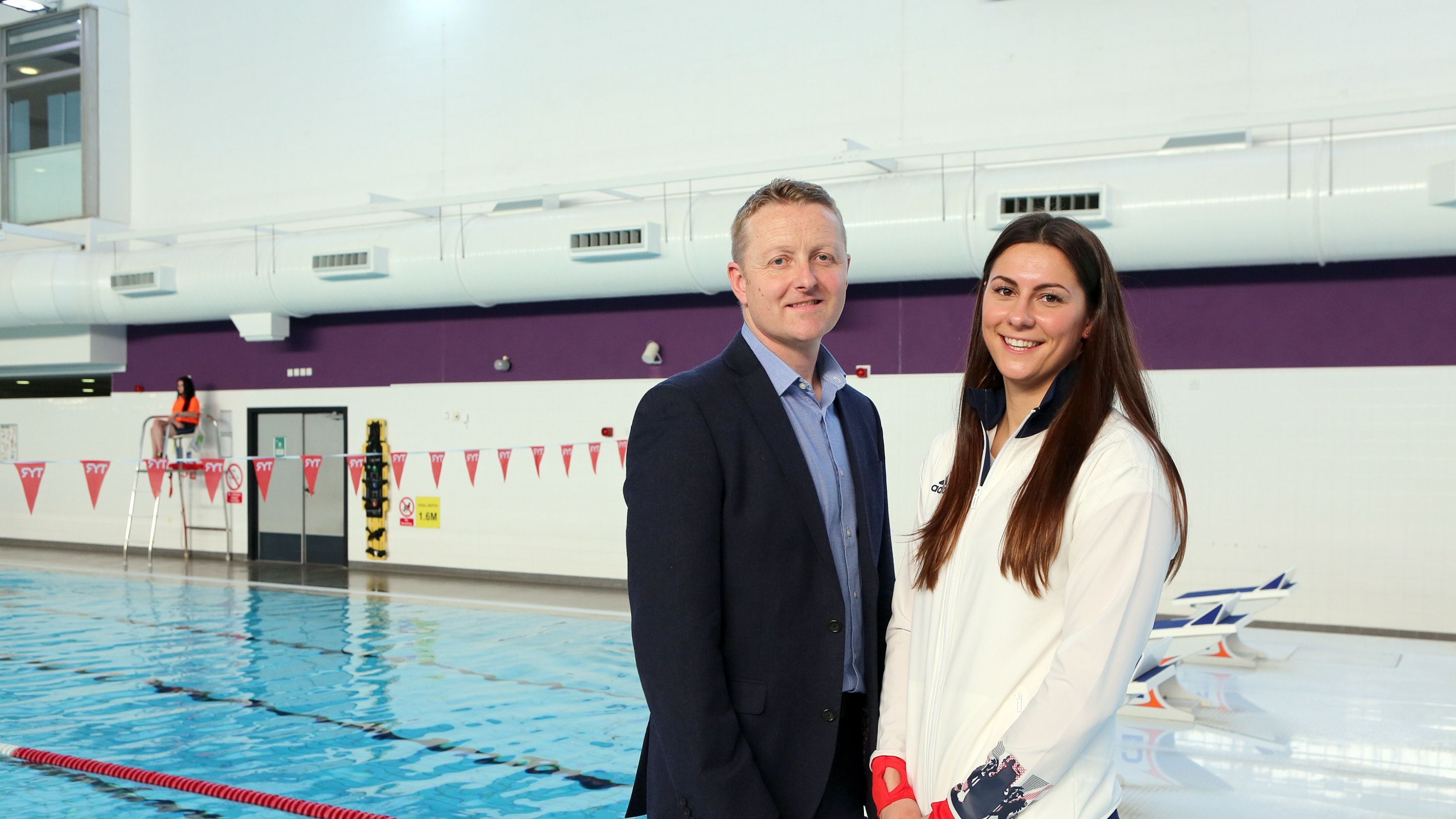 Tees Active Partners with the Institute of Swimming